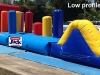 Aqua challenge low profile slide