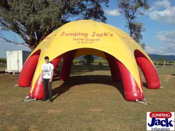 jumping jack dome