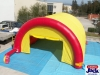 arched marquee