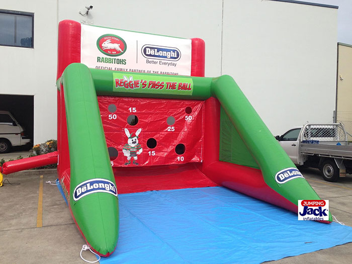 rabbitohs inflatables