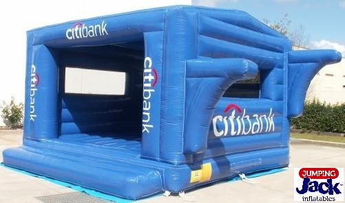 citibank jumping castle
