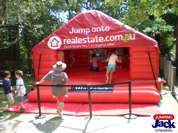 real estate inflatables