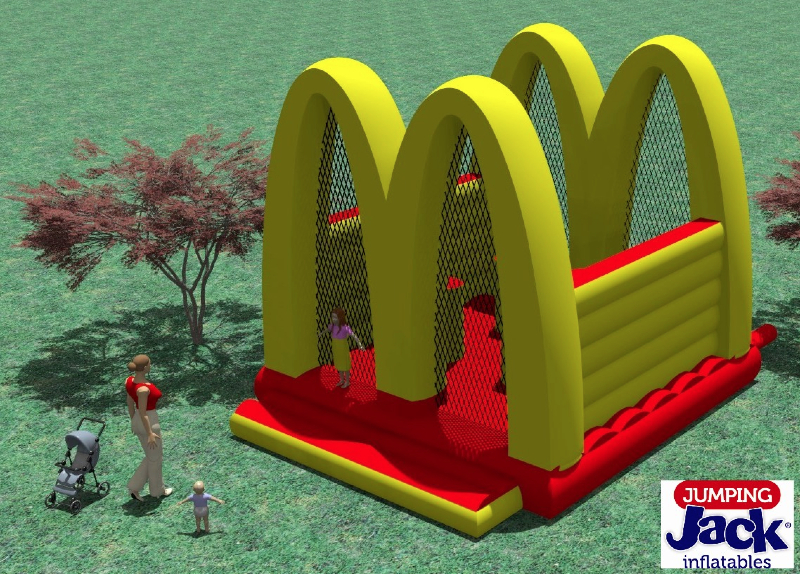 mcdonalds golden arch