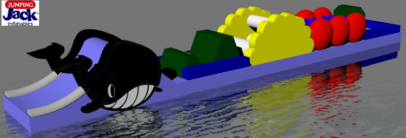 whale tail render
