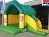 jungle jump n slide