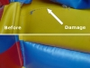 Jumping Castles Sidewall Repair