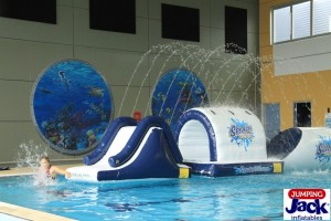 aquatic inflatables