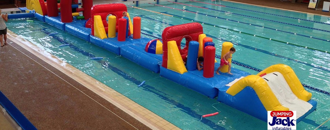 bouncy castles - inflatables